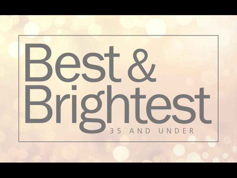 2018 Best And Brightest 35 Under Charleston Business