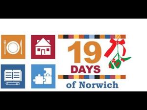 Wine Tasting Benefit in Norwich - start Dec 05 2018 0500PM