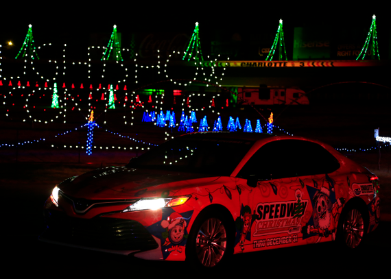 Speedway Christmas.2018 Speedway Christmas