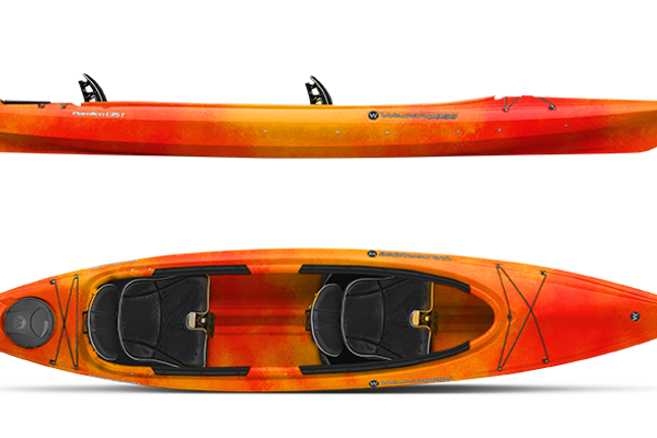 Wilderness Systems Pamlico 135T Tandem Kayak, $1,029 at Adventure Sports Kayak City