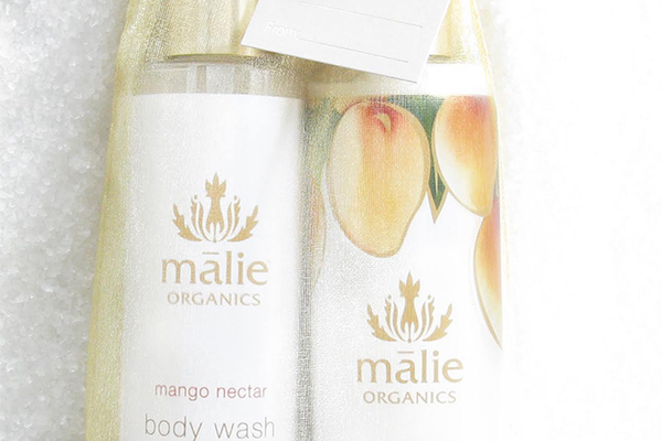 Malie Organics Mango Nectar Cream & Wash Gift Set, $35 at Asante Spa