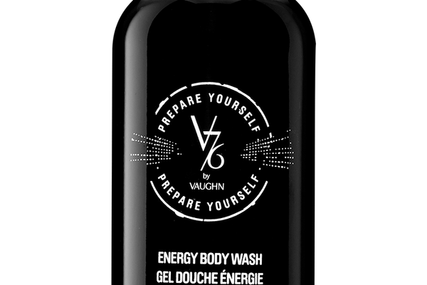 V76 by Vaughn Energy Body Wash, $16, at Hammer & Nails Grooming for Guys