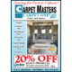 Save 20 Off on Select Products with Carpet Masters Carpet One in Victoria
