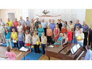 Juneberry Community Chorus - start Jan 20 2019 0400PM