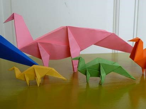 Folding Fun for all Ages - start Jan 17 2019 0315PM