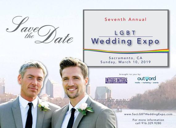 Sacramento Event: LGBT Wedding Expo – March 10, 2019