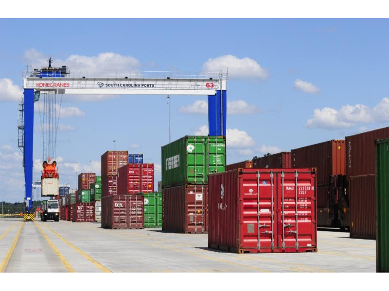 SC Ports Welcomes New Agriculture Export Transload Facility