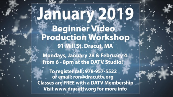 Jan. 202019 20beginner 20workshop