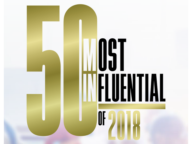 50 Most Influential People Of 2018 | Charleston Business