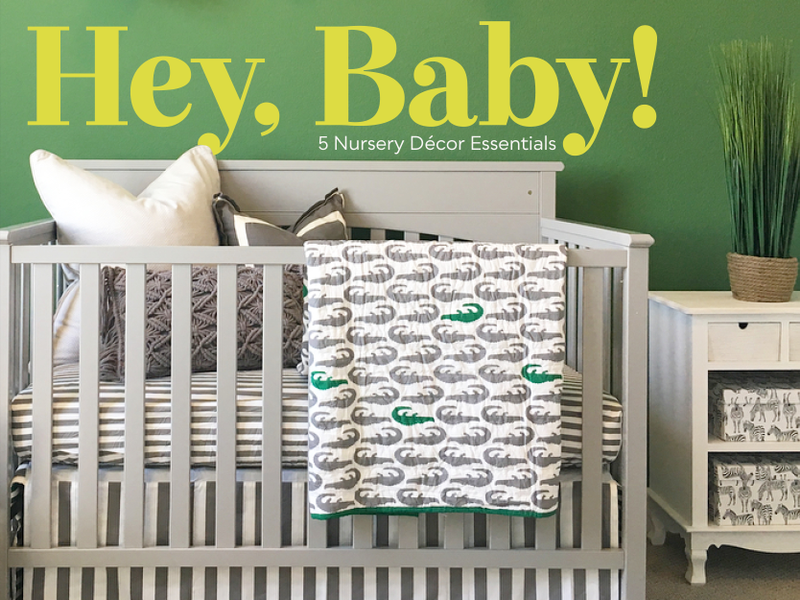 Baby Nurseries 2019 Thereu0027s a newborn on the way, and you have a million and one things to do  before the big day, but you keep coming back to outfitting the new nursery.