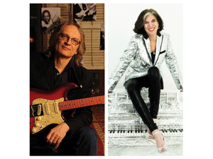 Marcia Ball and Sonny Landreth - start Mar 10 2019 0730PM
