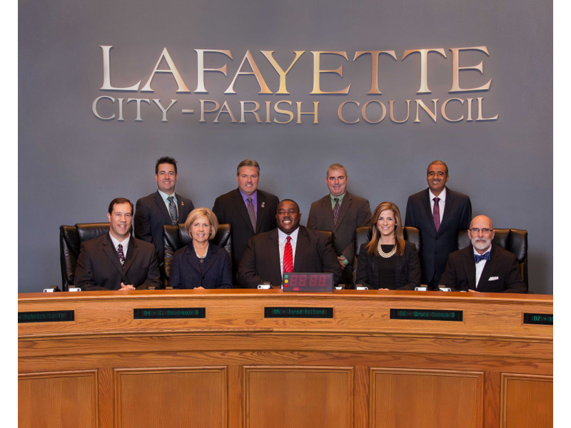 LCG Charter May Be Amended By Council Ordinance