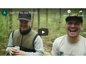 Sap 1 For The Planet Highlighting One of the Hallmarks of Vermont Agriculture in a New Way