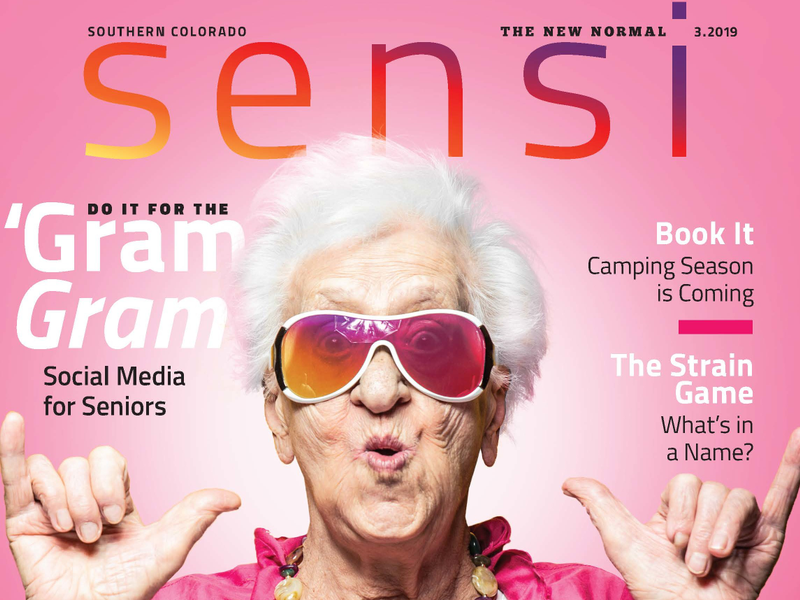 Sensi Magazine March 2019 - Southern Colorado Digital