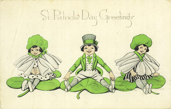 St. 20patrick 20 s 20day 20greetings