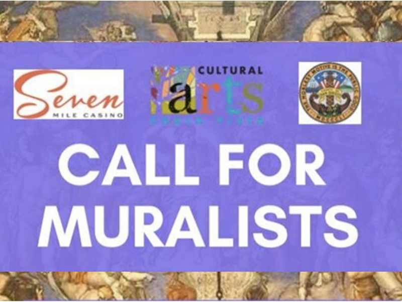 Call for Muralists! The City of Chula Vista Cultural Arts is Looking