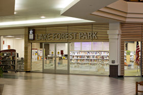 Lake 20forest 20park 20library