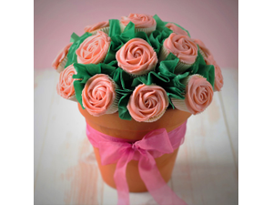 Cupcake Bouquet for Mothers Day Baking with Kids - start May 12 2019 0900AM