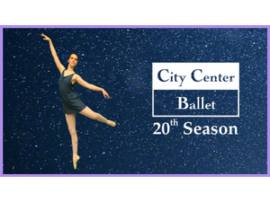 Ballet and Beyond - start May 03 2019 0730PM