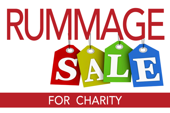 Rummage 20sale 20for 20charity