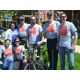 Bike Kennett distributes 55 free bicycles at YMCAs Healthy Kids Day