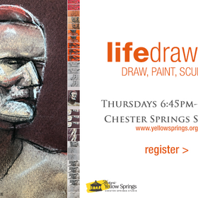 Banner life drawing 2