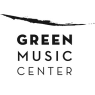 Green music center brand lock blk vertical