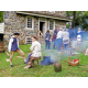 Colonial demonstrations are a traditional part of Chadds Ford Days
