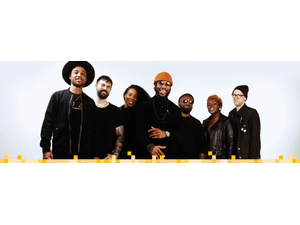 Cory Henry  the Funk Apostles - start Jun 21 2019 0800PM