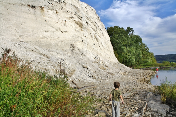 The White Cliffs of Conoy