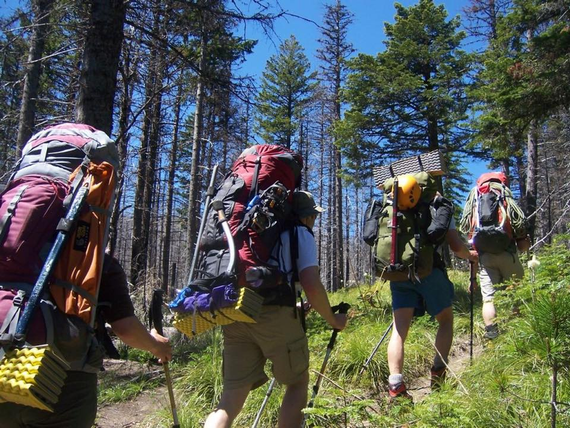 R3 20bc 20teen 20backpacking 20camp