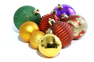 Medium christmas bulbs