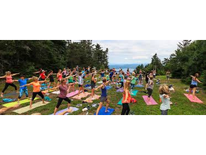 Yoga with a View - start Jul 03 2019 1030AM