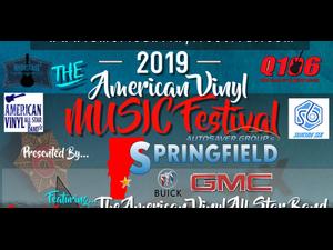 The American Vinyl Music Festival - start Jul 06 2019 0500PM