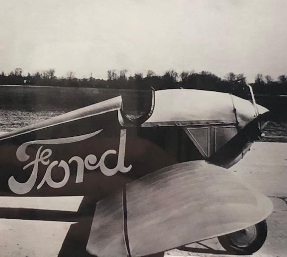 Ford 20plane