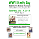 World War II Family Day  Taneytown History Museum - start Jul 13 2019 1000AM
