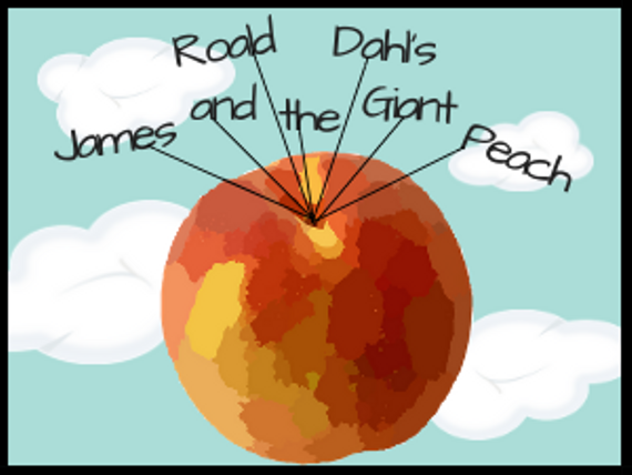 Roald 20dahl s 20james 20and 20the 20giant 20peach 20logo 20 1