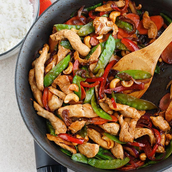 Cashew chicken stir fry recipes 800x800