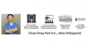 Dr. Chuel-hong Park, Atlas Orthogonal Chiropractic