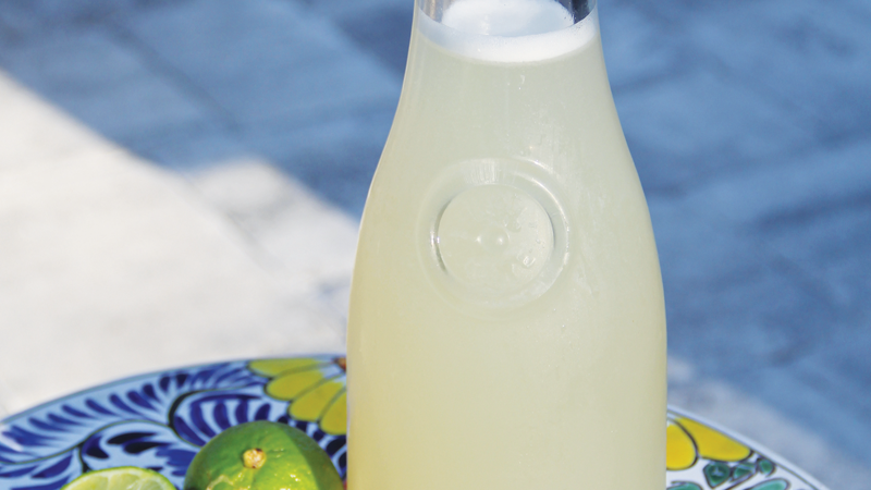 Coconut Lime Drink