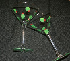 Medium martini glasses