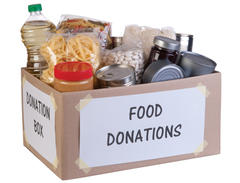 Holiday Healthy Food Drive
