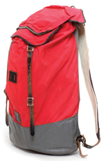 Kids camping gear backpack