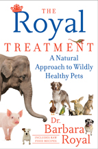 The Royal Treatment Healthy Pets