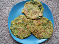 Fenugreek Pancakes Recipe