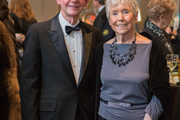 Bob Scherer and Peggy Ertlmeier