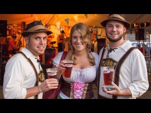 Oktoberfest - start Oct 12 2019 1200PM