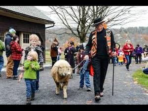 A Family Halloween at Billings Farm - start Oct 27 2019 1000AM