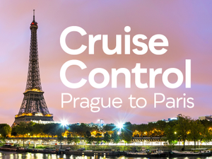Cruise Control From Prague to Paris