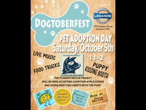DOGTOBERFEST - Pet Adoption Day - start Oct 05 2019 1100AM